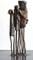 Skulptur: Fam., 25x56x25 cm