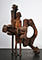 Skulptur: Fam.7, 21x41x14 cm