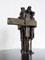 Skulptur: Hjord, 23x39x31 cm