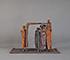 Buy metal sculptures by famous artist: Pastoral.1 29x42x16 cm
